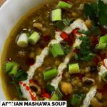 Mashawa Soup Vegetarian