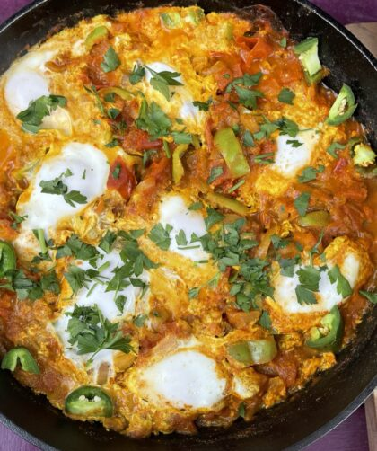 Afghan Eggs
