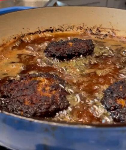 chapli kabob recipe