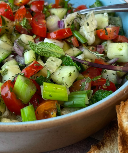 salata recipe